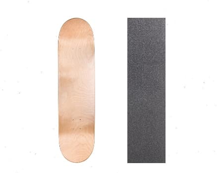 Cal 7 Blank Skateboard