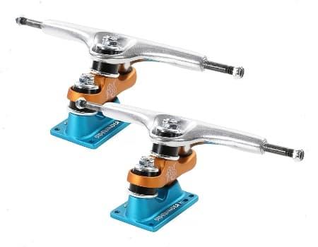 Gullwing Sidewinder 2 Longboard Skateboard Trucks