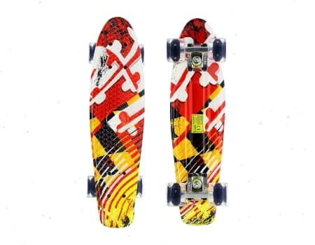 Merkapa 22 Complete Skateboard