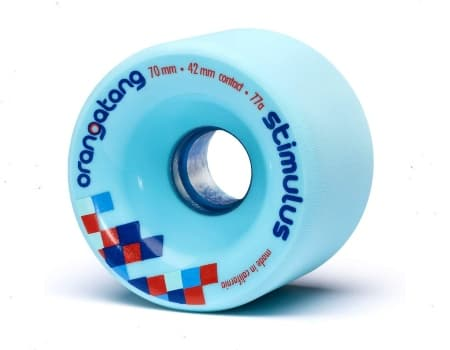 Orangatang Stimulus 70mm Freeride Wheels