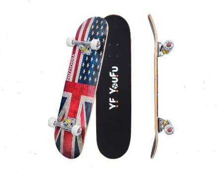 PUENTE 31 Complete Skateboard