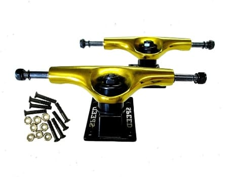 Speed 5 Turbo Truck Sets With Screws