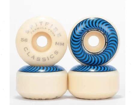 Spitfire Formula Four Classic Skateboard Wheels