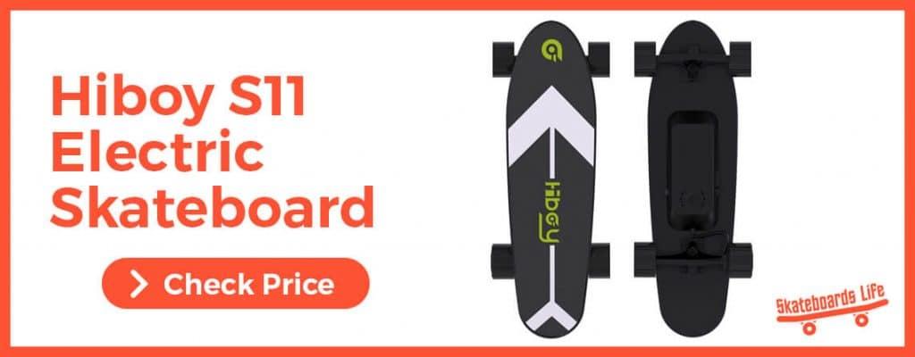 Hiboy S11 Electric Skateboard Under 500