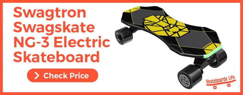 Swagtron Swagskate Electric Skateboard Under 500