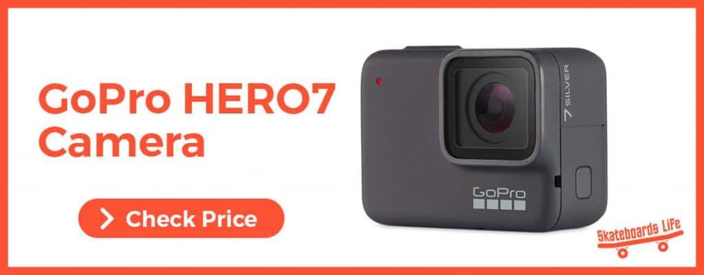 GoPro HERO7 Skateboard Camera