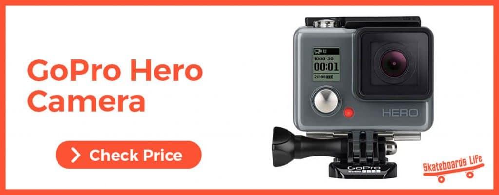 GoPro Hero - Skateboard Camera
