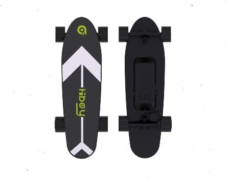 Hiboy S11 Electric Skateboard with Wireless Remote, Longboard Single Hub Motor