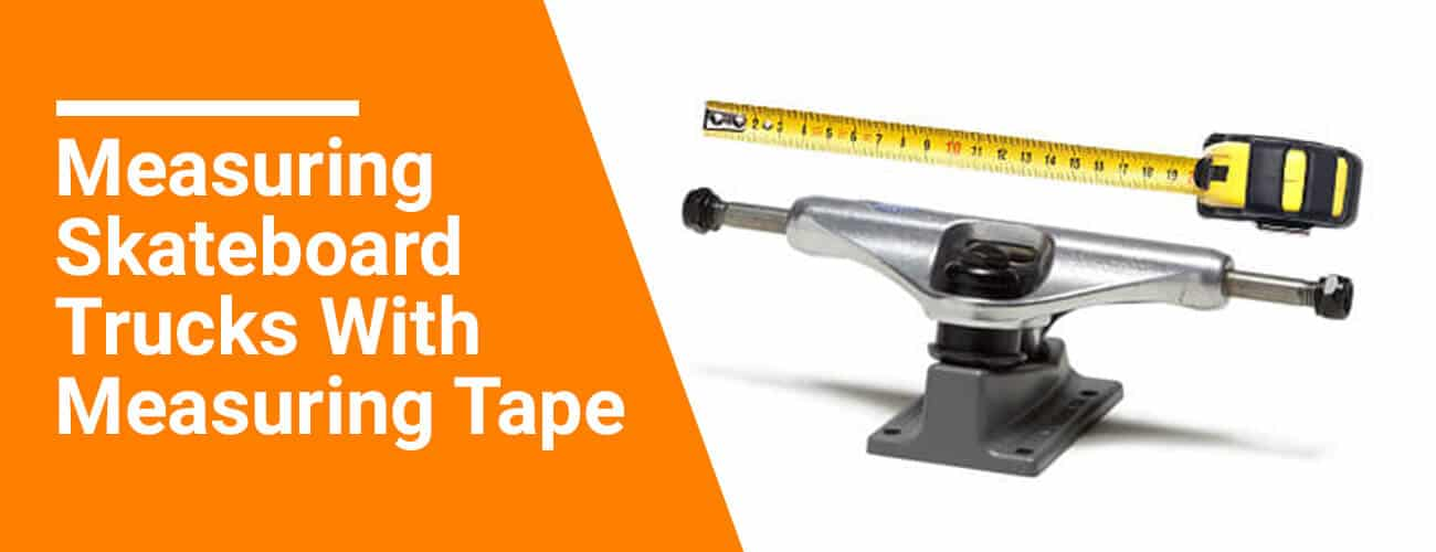 How to tighten and measure skateboard truck