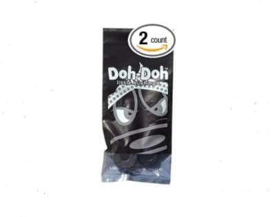 Shorty's Black Doh-Doh Bushings for Skateboards & Longboards