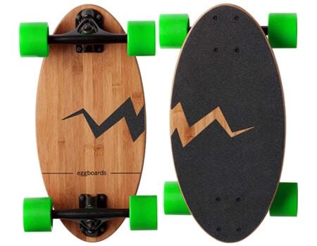 Eggbaord Skateboard for dogs