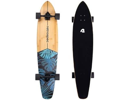 Retrospec Zed Skateboard Longboard