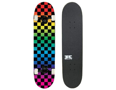 KPC Complete Skateboard