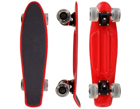 Geelife 22inches Skateboard for Dogs