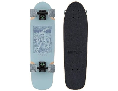 """Landyachtz Dinghy 28"""" Complete Skateboard"""