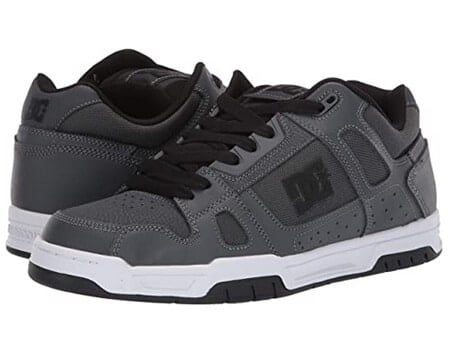 DC Men's Stag XE Best Skate Shoes with arch support